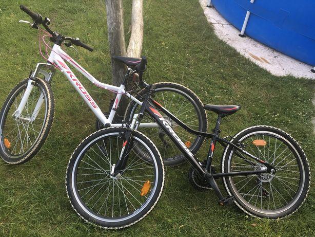Rower Kross Esprit junior, Rama S, 19 cali koła