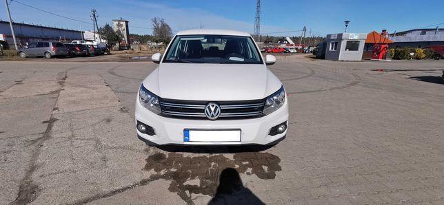 VW TIGUAN 2012 2.0TDI 140KM Polski Salon