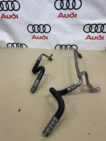 Трубка охолаждения АКПП Audi A4 B8 A5  8K0317825 R AA 8K0317826 AJ AQ