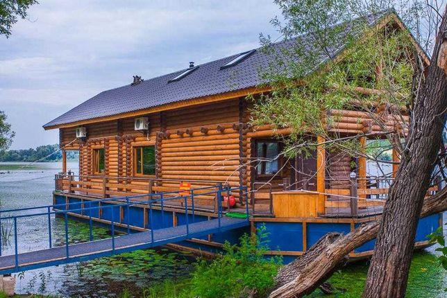 3 Киев «Дом для отпуска На воде»