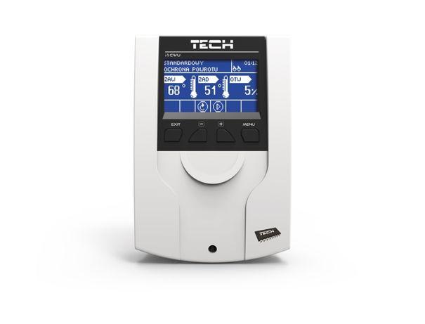 Sterownik instalacji obsługa zaworu i pompy i-1CWU Tech