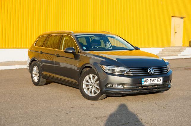 Volkswagen Passat B8 2016 France Родной пробег Без ДТП