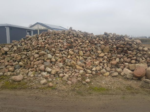 Kamienie polne ogrodowe