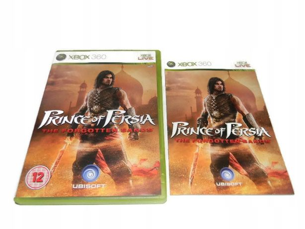 Prince Of Persia The Forgotten Sands Xbox One 360