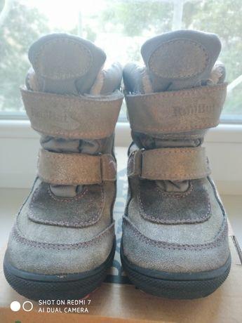 """Продам зимние ботинки для девочки"""" BARTEK"""""""