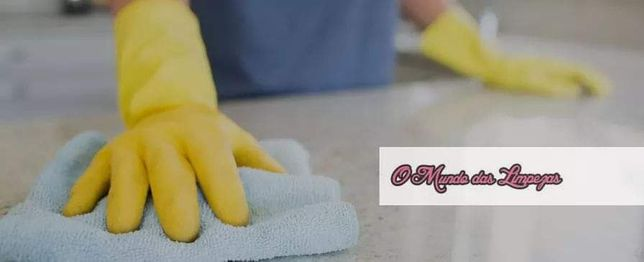 Limpezas fim de obras - A sua melhor escolha em profissionalismo