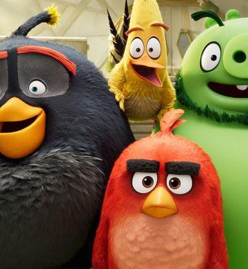 Cromos coleção Angry Birds