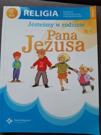 Książka do religii kl.1 wyd. Św. Wojciech