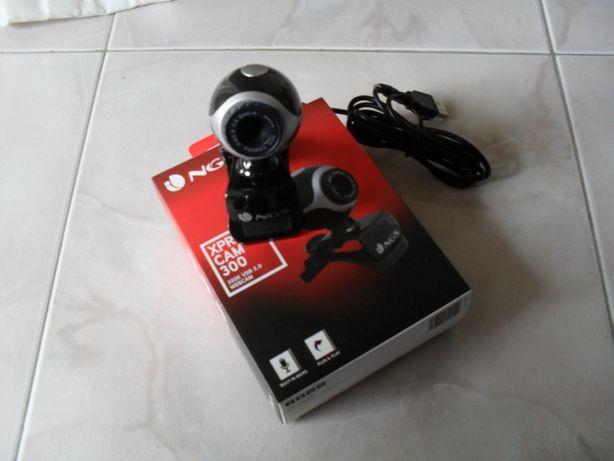 NGS Webcam 300K USB 2.0