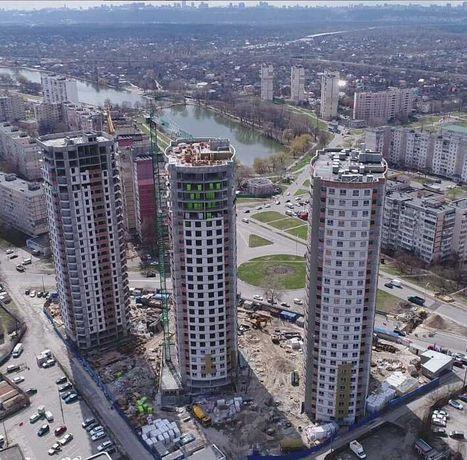 Видовая 2 кв.58, 33 м2 в новострое ЖК Радужный, ул. Кибальчича 2.