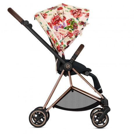 Cybex mios Jewels of nature, spring Blossom, jeremy scott, rebellious
