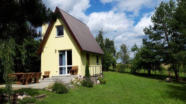 Domek nad jeziorem do wynajęcia, mazury. Holiday cottage near the lake