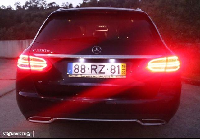 Mercedes-Benz C 300 BlueTEC Hybrid