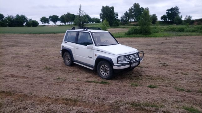 Suzuki vitara samurai jimny 1,6 8v off road