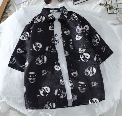 Рубашка Supreme stussy Jordan vintage wu tang