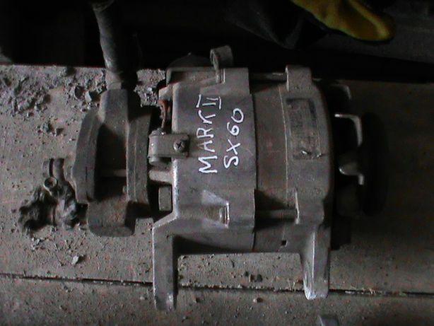 Toyota Mark 2 1984 генератор дизель 2.2 L Тойота Марк 2 LX60