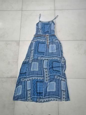 Sukienka letnia długa xl