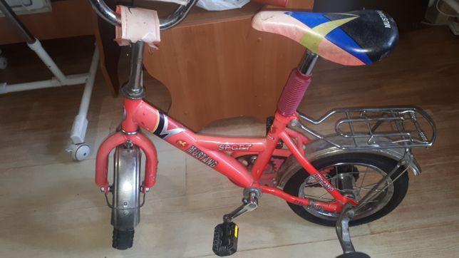 Велосипед 12дюймов