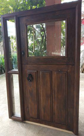 Porta Exterior Maciça