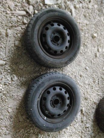 резина, шини з дисками