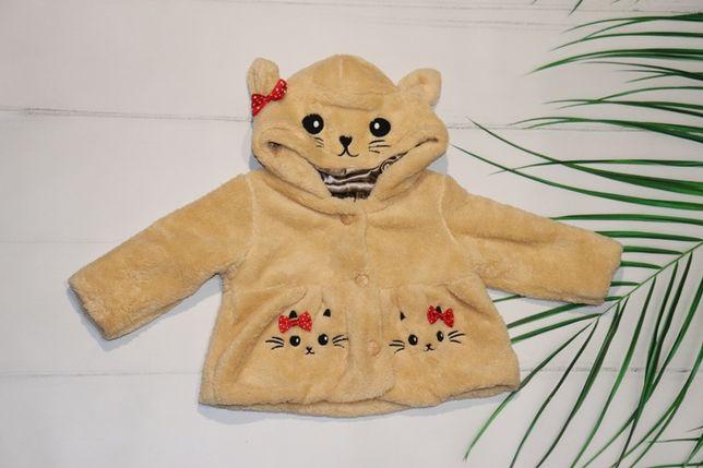 Милое пальто для девочки
