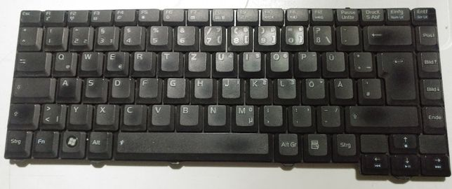 Оригинальная клавиатура Asus F3J, F3T, Z53S V012462BK1