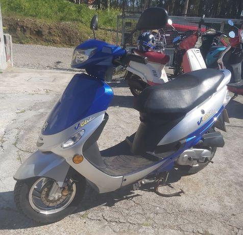 Scooter 50cc peugeut
