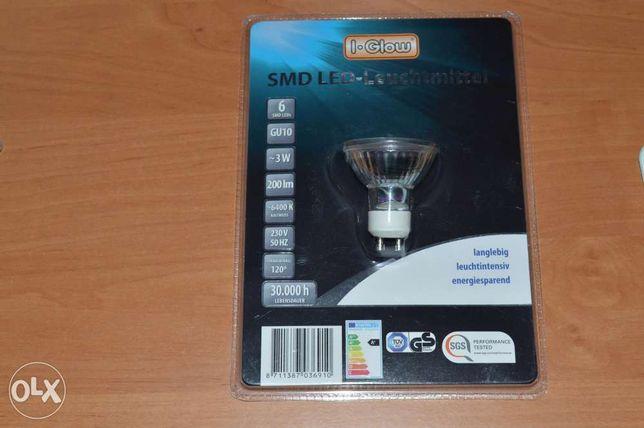 Żarówka LED 3W=40W , zimna