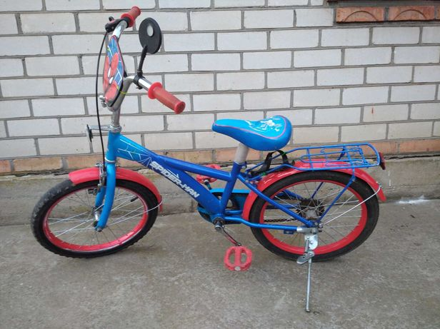 "Детский велосипед ""Spiderman"""