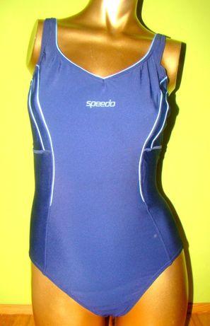Strój kąpielowy 44 Speedo granatowy kostium do pływania