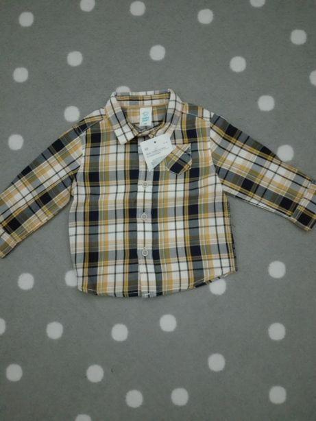 Koszula baby club rozmiar 68 nowa