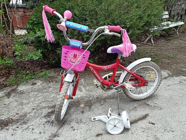 Rower dla dziewczynki Giant 16'