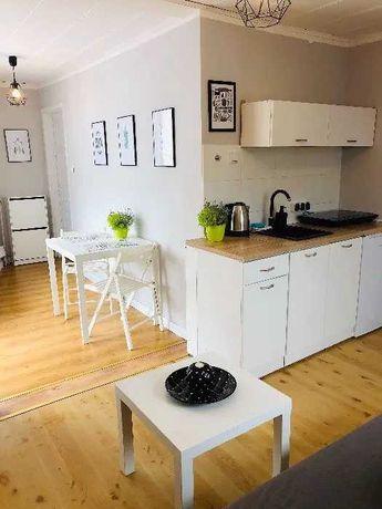 WOLNY OD RĘKI !!! Apartament Studio w centrum z balkonem dla 2 osób