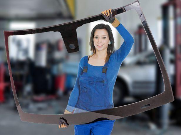 Лобовое стекло Dacia Logan Sandero Solenza боковое заднее автостекло