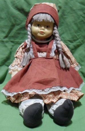 Кукла старинная фарфор Германия раритет винтаж