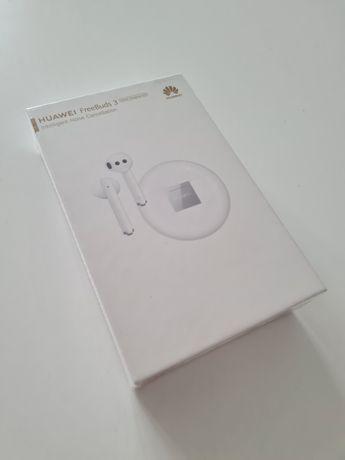 Słuchawki Huawei Freebuds 3 - oryginalna gwarancja
