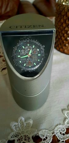 Citizen Eco-Drive Skyhawk AT Radio Controlled Stainless Steel U600-SO4