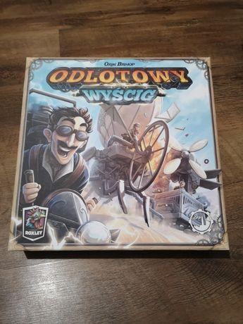 Steampunk Really Odlotowy wyścig gra planszowa