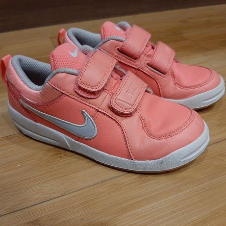 Nike neonowe na rzep r 31