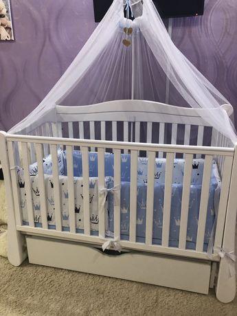 Продам дитяче ліжечко  фірми «Верес»