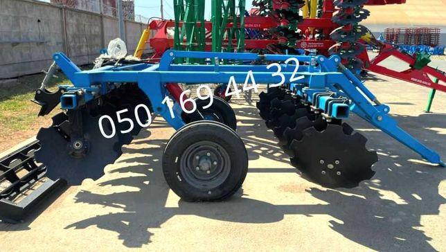 Борона прицепная БДФ(П)-2.8  для трактора 90-100лс. Компенсация НДС