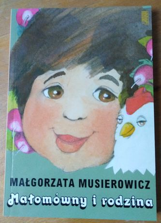 Książka M. Musierowicz