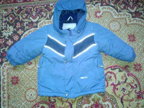 Куртка, курточка, зимняя Lenne