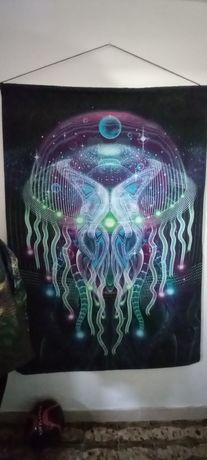 Pano decorativo SpaceTribe