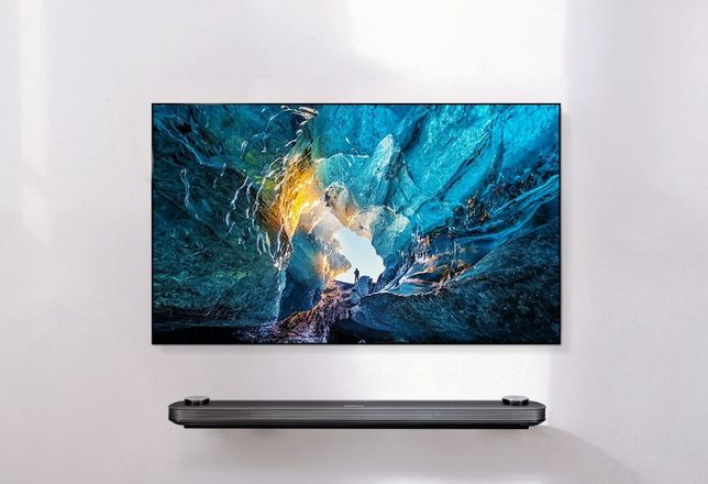 Telewizor TV LG OLED65W7 Signature 4K UHD HiFi 65cali