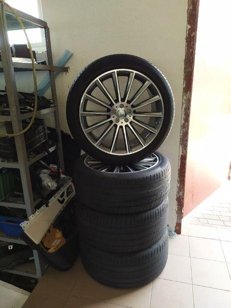 Диски Колёса Mercedes Benz GLE-coupe A2924011900 A2924011800