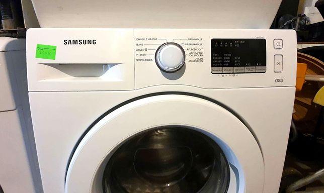 Pralka Samsung 8 kg z gwarancją.
