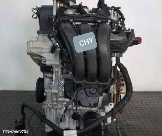 Motor Volkswagen UP Polo Seat Ibiza 1.0i Gasolina Ref. CHY