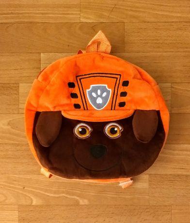 Красивый мягкий рюкзачек рюкзак- игрушка