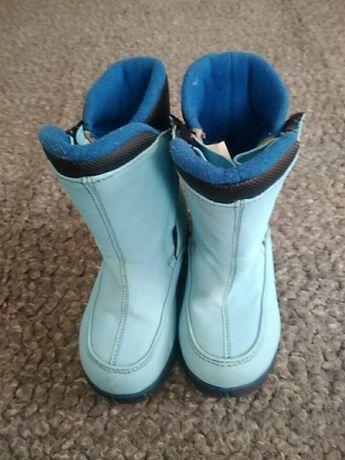 чобітки на 23-24розмір ніжки